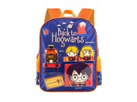 Harry Potter Zaino Basic Blu Scuro Karactermania