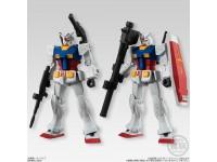 BANDAI RX-78-02 TAMASHII GUNDAM THE ORIGIN FIGURA GUNDAM L'ORIGINALE