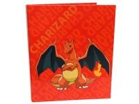 Pokemon Charizard A4 Album ad Anelli Per Carte Cyp Brands
