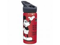 Disney Mickey Bottiglia Premium Alluminio Stor