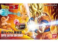 Bandai Model Kit Figura Rise Super Saiyan Son Gokou Model Kit