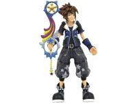 Kingdom Hearts 3 Figura Wisdom Form Sora 12 cm Diamond Select