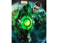 Lanterna Luminosa di Lanterna Verde DC Comics Replica 38 cm Noble Collection