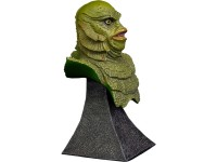 Universal Monsters Tot Creature From The Black Lagoon 15 cm Mini Busto