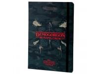 Stranger Things Diario Demogorgon Karactermania
