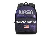 NASA Zaino Scuola Blu Scuro HS 1.2 Galaxy Karactermania