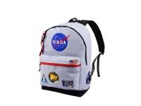 NASA Houston Zaino Scuola Grigio HS 1.3, Grigio Karactermania