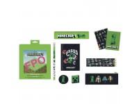 Minecraft Set Cartoleria e Cancelleria Toybags