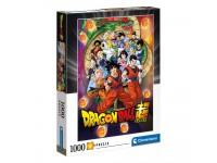 Dragon Ball Super Jigsaw Puzzle Characters (1000 Pezzi) Clementoni