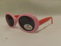 OCCHIALI DA SOLE HELLO KITTY ROSA HE005 LENTI GRIGIE 100% UV CAT.3 SANRIO BIMBA